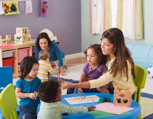 Adaptación a la Escuela Infantil