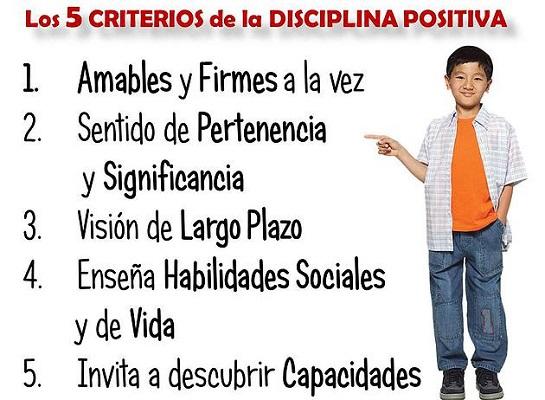 Talleres de Disciplina Positiva