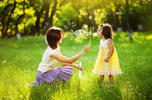 Planes con nuestros niños al aire libre