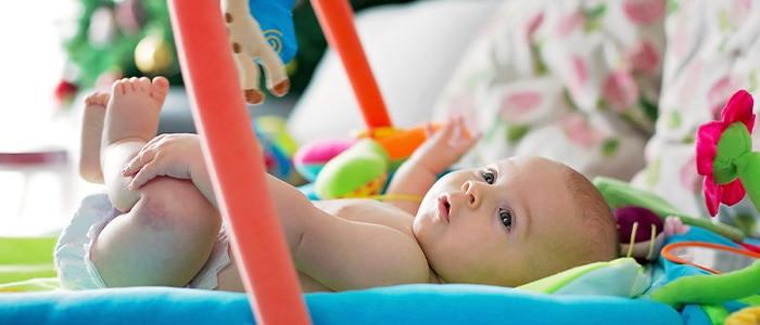 desarrollo psicomotor del bebe
